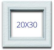 Fotolijst 20x30
