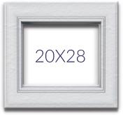 Fotolijsten 20x28