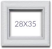 Fotolijsten 28x35