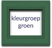 Fotolijst Groen