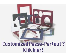 Grote Lijst Met Passepartout.Passe Partout Fotolijst Zowel Standaard Formaten Als Maatwerk