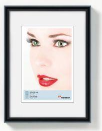 Kunststof Fotolijst Galeria 21X29,7 (DIN A4) Zwart