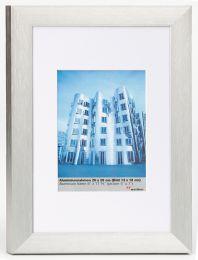 Fotolijst Alu-Professional 30X45 Zilver