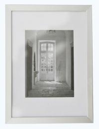 Aluminium fotolijst Basic Line 40x60 Zilver