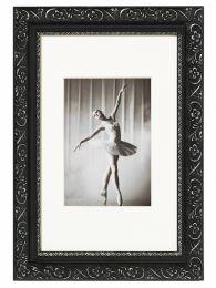 Fotolijst Barok Zwart 30x40