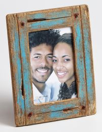 Fotolijst Duplo 10x15 Blauw