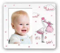 Fotolijst Baby Fagottino Roze