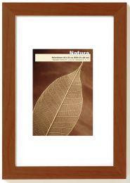 Houten fotolijst Natura Bruin