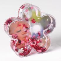 Glitterbol Bloem Rozd