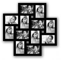 Collagelijst Milano 12x 10x15 Zwart