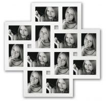 Collagelijst Milano 12x 10x15 Wit