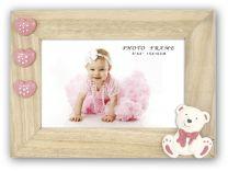 Fotolijst Baby Patty Roze