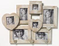 Multi fotolijst Le Coeur