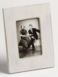 Vintage Fotolijst Kerry 10x15 Wit