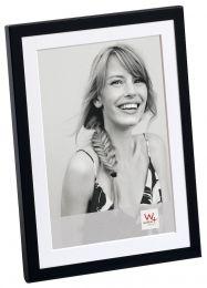 Aluminium Portretlijst Classico Zwart