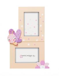 Fotolijst Mascagni CORNICE 2x 10X15 Roze