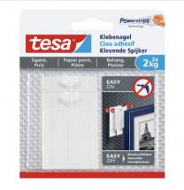 tesa® Klevende Spijker voor behang & pleisterwerk 2kg