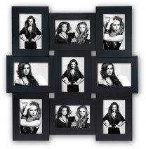 Collagelijst Vicenza 9x 10x15 Zwart