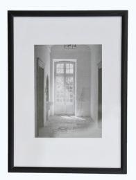Aluminium fotolijst Trendline 60x80 zwart
