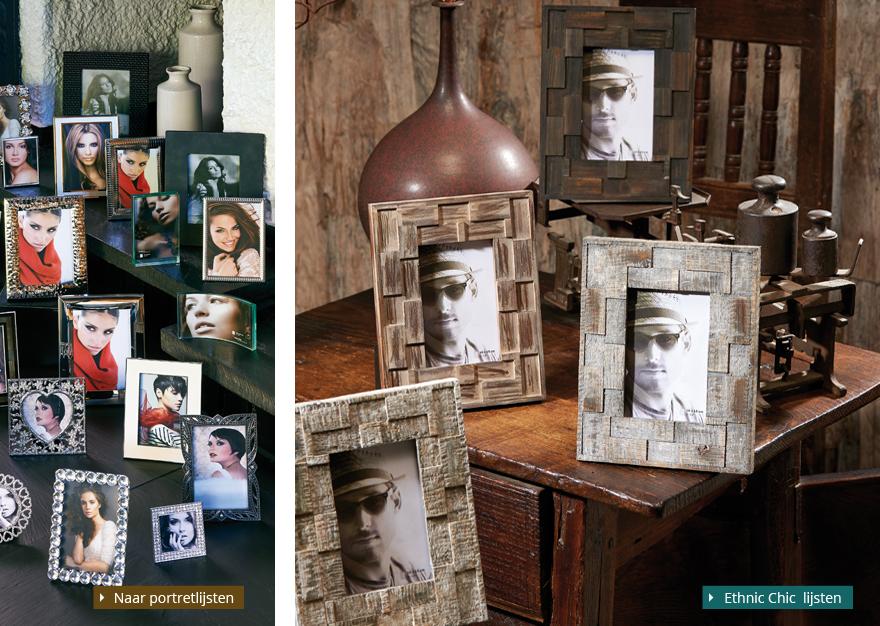 Fotolijst portret of multifotolijsten bestelt u op fotolijsten online